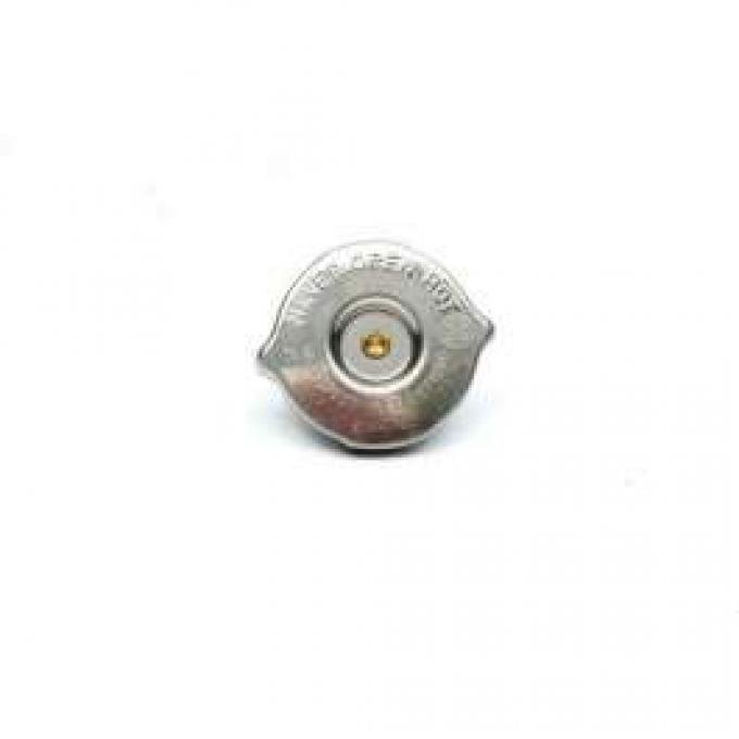 Chevelle Radiator Cap, ACDelco, For All Cars Except 1964 Without Air Conditioning, 1964-1972
