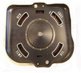 Chevelle Fuel Gauge, With Warning Lights, 1968