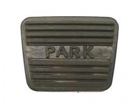 Chevelle Parking Brake Pedal Pad, 1967-1972