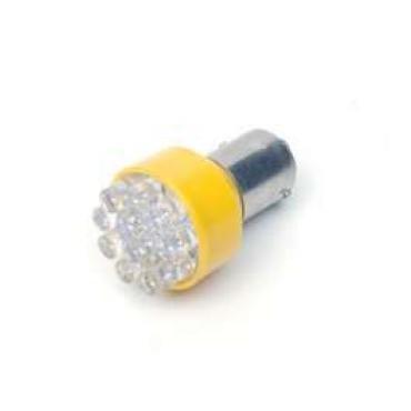 Chevelle & Malibu LED Light Bulb, Dual Contact, 1157, Amber, 1964-1983