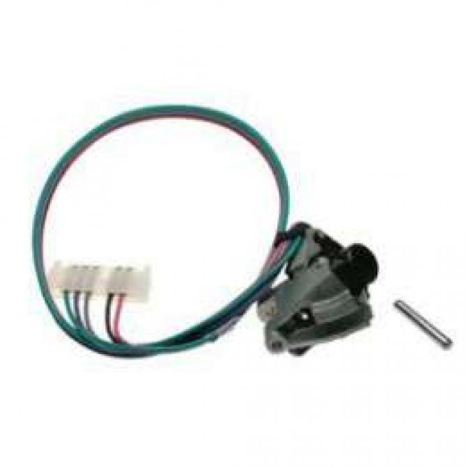 Malibu Windshield Wiper Switch, With Pulse, With Tilt, 1982-1983
