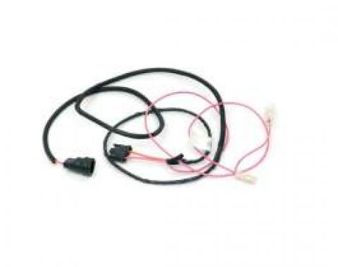 Chevelle Kick down Wiring Harness, Automatic Transmission, Turbo Hydra-Matic TH400, 1968-1972