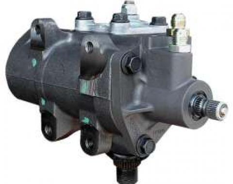Chevelle Steering Gear Box, Quick Ratio, 12.7:1, 1964-1972