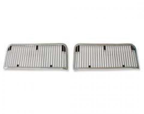 Chevelle Hood Louver Inserts, Super Sport (SS), 1968-1969