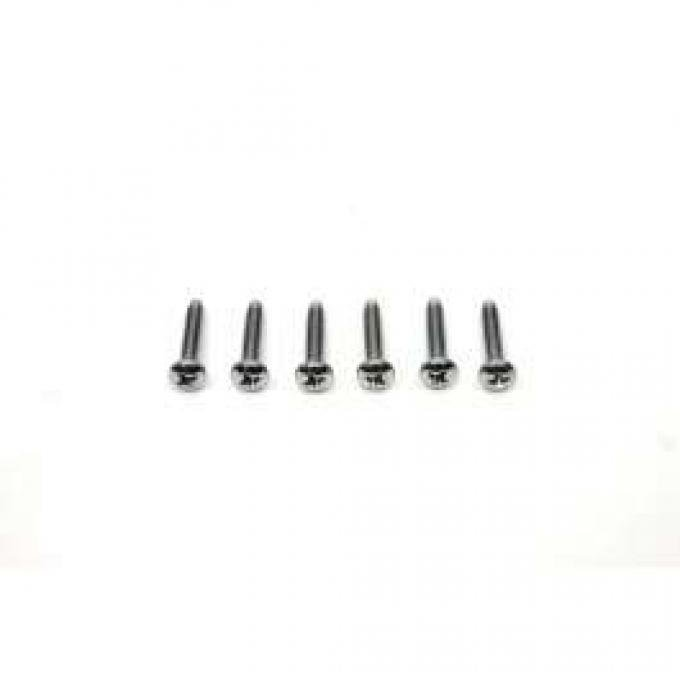 Chevelle Taillight Lens Mounting Screws, 1965