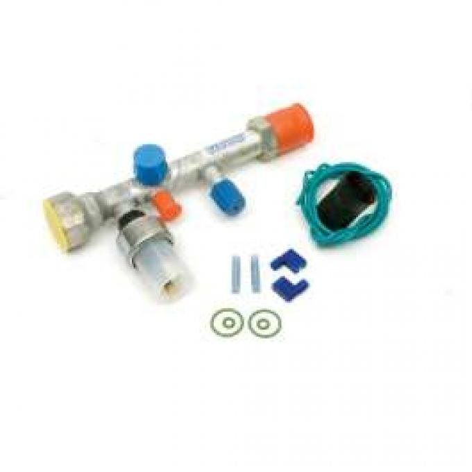 Chevelle Air Conditioning Pilot Operated Absolute (POA) Valve Update Kit, R-134a, 1966-1972