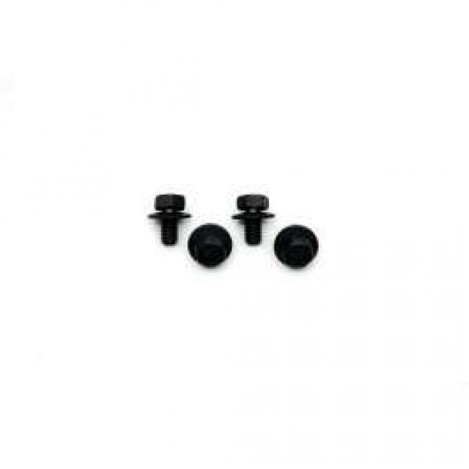 Chevelle Fan Shroud Mounting Fasteners, For Cars With Heavy-Duty Radiator, 1964-1965