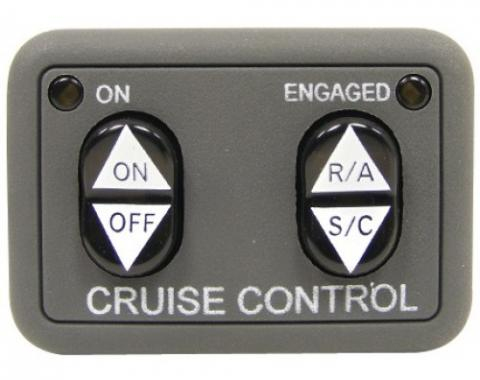 Rostra Universal Dash Mount Cruise Control Switch