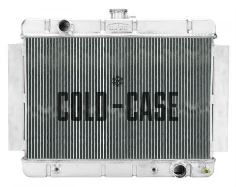 Cold Case Radiators 66-67 Chevelle / El Camino w/o AC Aluminum Performance Radiator Cold Case Radiator CHE543A