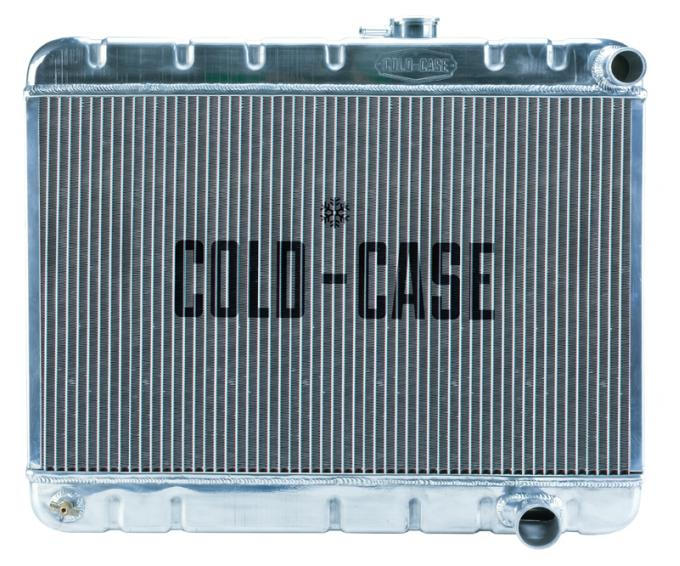 Cold Case Radiators 65 GTO Tri-Power Aluminum Radiator W/O AC MT GPG19