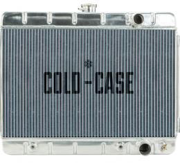 Cold Case Radiators 64-65 Chevelle / El Camino Aluminum Radiator AT CHE541A