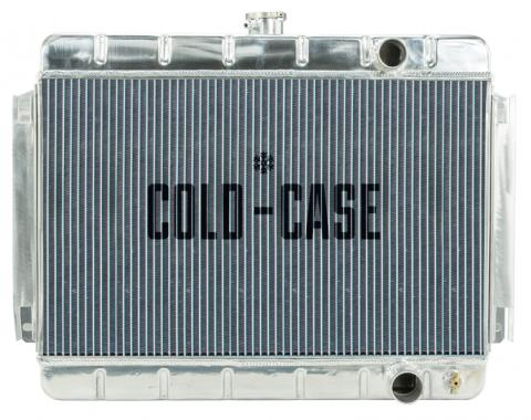 Cold Case Radiators 64-65 Chevelle / El Camino Aluminum Radiator MT CHE541