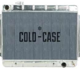 Cold Case Radiators 66-67 Chevelle / El Camino Aluminum Radiator AT CHE542A