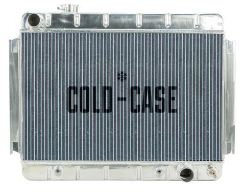 Cold Case Radiators 66-67 Chevelle / El Camino Aluminum Radiator AT CHE542A