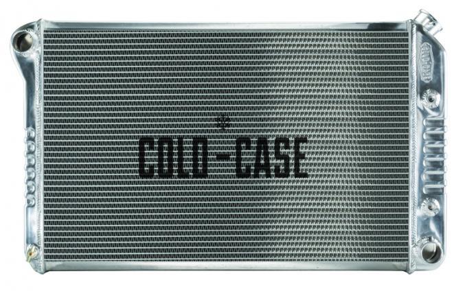 Cold Case Radiators 80-87 G-Body Aluminum Performance Radiator GMG544A-1