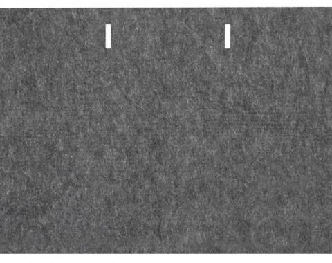 RestoParts Insulation, Trunk Divider Board, 1966-67 Chevelle/Cutlass R580002