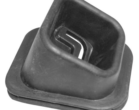 RestoParts Boot, Clutch Fork, 1963-81, Molded Rubber CCP0499