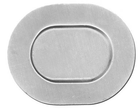 RestoParts Plug, 67-77 Floor & Trunk Pan (stamped steel) CRCH88A