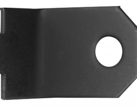 RestoParts Bracket, Z Bar Return Spring, 1964-67 A-Body C408429