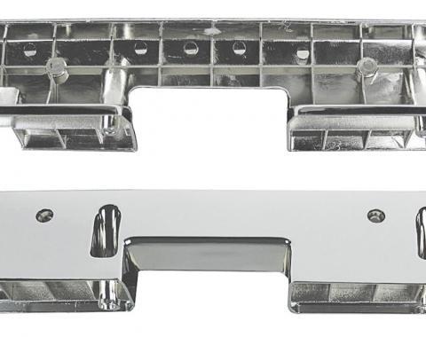 RestoParts Arm Rest Base, Front, 1965-67 BOP, Front CTL9077