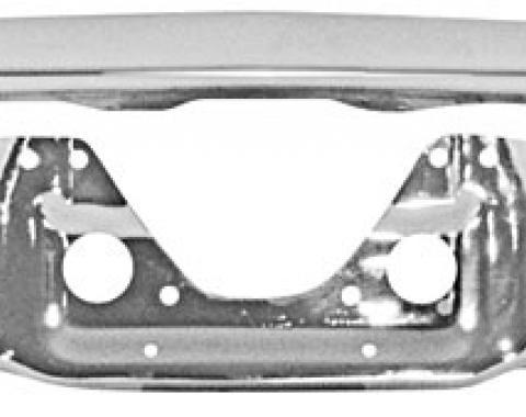 RestoParts Bumper, Rear, 1967 Chevelle C990151