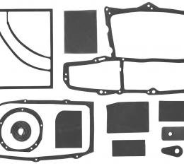 RestoParts Heater Box Seal Kit, 1964-67 A-Body, w/AC CH17364