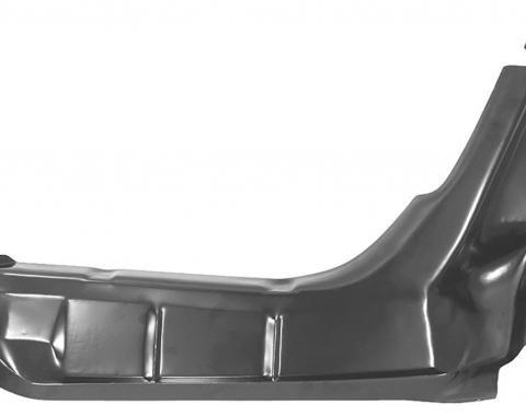 RestoParts Filler Panel, Trunk Inner, 1970-72 Chevelle, Right Hand 70862-RH