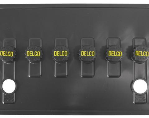 RestoParts Battery Cover, DC12, Delco G990032