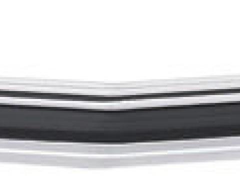 RestoParts Molding, rear end 1967 Chevelle, Lower panel PZ00129