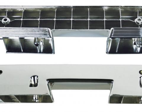 RestoParts Armrest Bases, Chrome, 1963-64 Cutlass/Riviera C240310