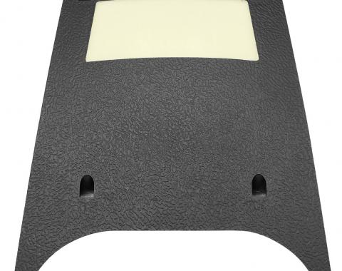 RestoParts Console, REAR LIGHT PANEL, 1968-72 Chevelle/El Camino/Monte CHV4574