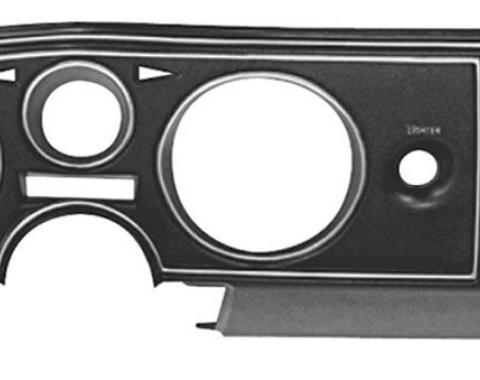RestoParts Dash Assembly, 1969 Chevelle/El Camino, w/o A/C, w/ Astro Ventilation CH24892