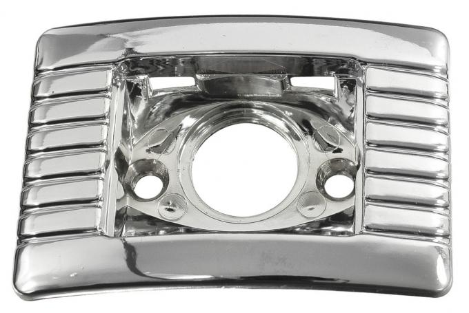 RestoParts Bezel, Quarter Courtesy Light, 1962-72 Buick/Cad/Pontiac/Chev/Cutlass Conv G200211