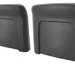 RestoParts Seatback, 1967-68 GM A Body/1969-72 GM Full Size, Bucket, Pair, Red CHV1001RD