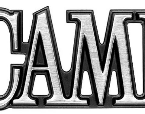 """RestoParts Emblem, Quarter Panel, 1978-87 """"El Camino"""" KM00855"""