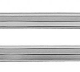 RestoParts Chrome Trim, Rear Panel, 1964-66 CH/GTO DP00023