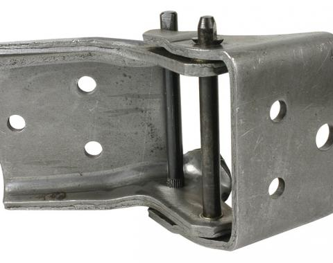 RestoParts Hinge, Door, 1968-72 GM A Body, Upper PZ00771