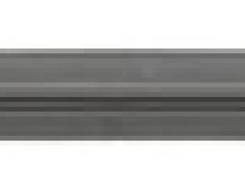 RestoParts Header Strip, Plastic, 1964-67 A-Body, Long FHS4920