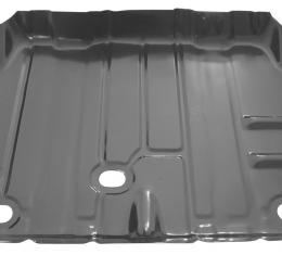RestoParts Trunk Pan, Center, 1968-72 A-Body/1969-72 Grand Prix, 1 Piece C980314