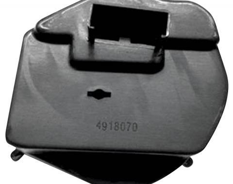 RestoParts Cover, Wiper Pump, 64-88 GM, Plastic C241491