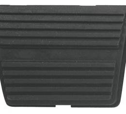 """RestoParts Pad, Pedal, 1964-72 GM """"A"""" Body, Brake/Clutch, 4 Speed, Drum PZ00013"""