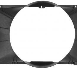 RestoParts Fan Shroud, 1968 Chevelle/El Camino, Big Block, Injection Molded CH27354