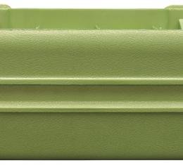 RestoParts Armrest Base, Front, 1968-72 A-Body, RH, Light Green DP62302LG