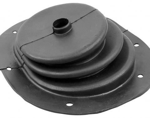 RestoParts Shift Boot, 4-Speed, 1964-67 Skylark/Chevelle/El Camino, w/o Console PZ00781