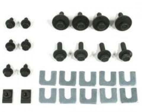 El Camino Fender Related Bolts 26 Piece Kit, 1964-1965