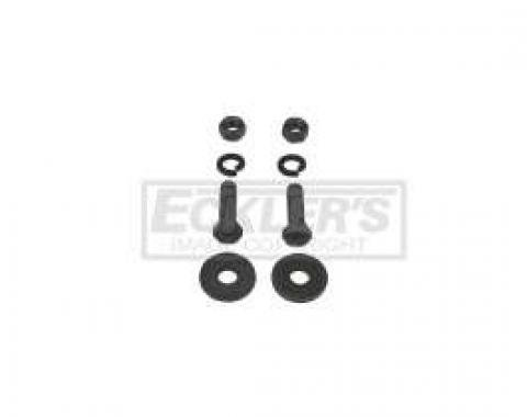 El Camino Front Shock Fasteners, Lower Mounting, 1964-1967