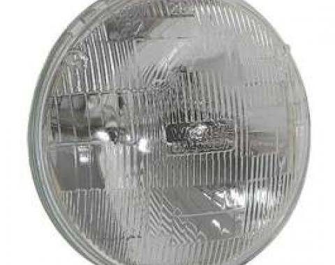 El Camino Sealed Beam Headlight, Low, Quartz, 1964