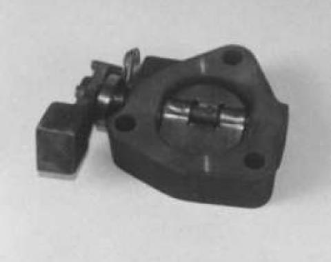 El Camino Heat Riser Valve, V8 With 2 Exhaust, 1959-1960