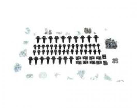 El Camino Underhood Hardware Kits 163 Pieces, 1968