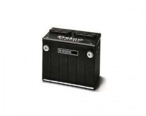 El Camino Orginal Tar Top Batteries Maintenance Free, Side Post Later Design, 1970